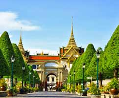 Holiday In Bangkok